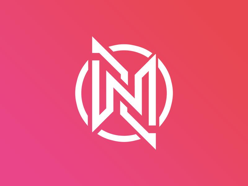 Logo Design Letter N By Ricco B On Dribbble