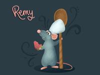 Disney's Ratatouille | Remy