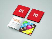 History of the M and M