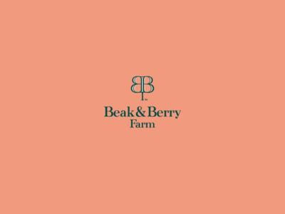 Logo Beak & Berry Farm