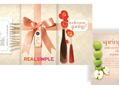 Real Simple Brochure brochure