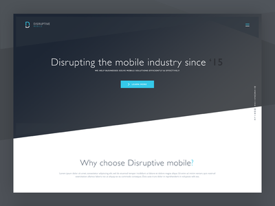 WIP. ux ui clean website web design web-design web wip