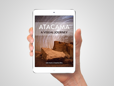 eBook: Atacama: a visual journey interaction design interactive media ux design digital design art direction ebook