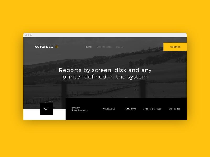 Website website corporate concept web ux ui design