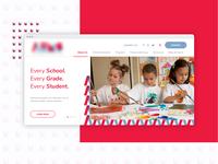 Website Header Design