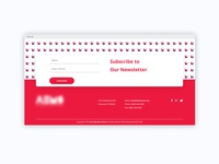 Footer Section Website