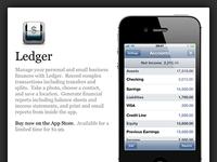 Ledger Website