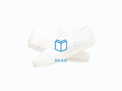 Shopify Success Stories shopify success stories web digital icon read book blue trainers ecommerce stories