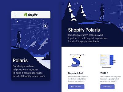 Polaris design system polaris shopify