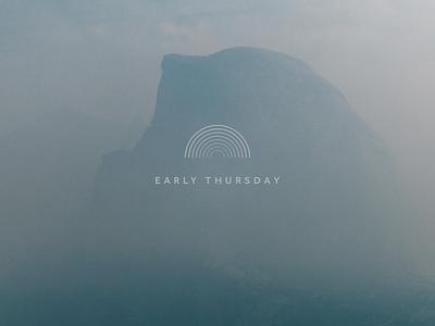 Early Thursday brand earlythursday outdoors logo
