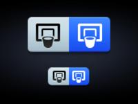 Menubar icons