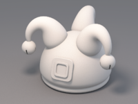 Mocks clay render
