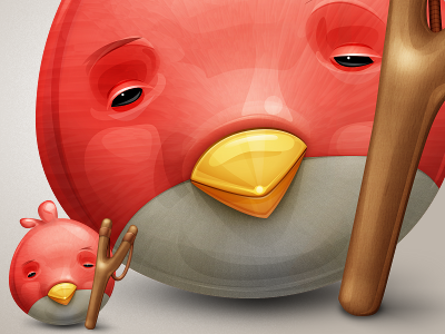 Angry Birds WIP