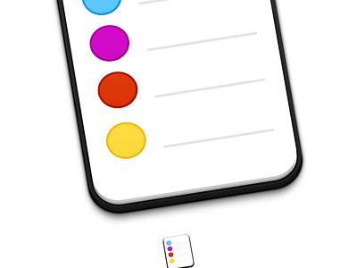 Calendar & Reminders yosemite ical todo metal pad list icons mac icon