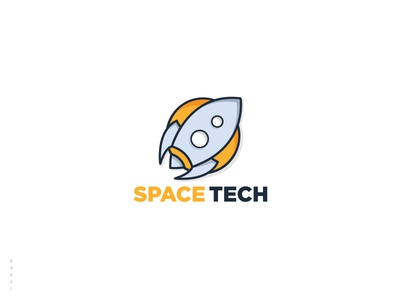 Spacetech  Logo