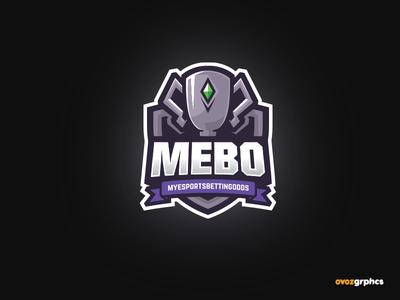Mebo Esports Logo