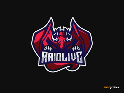 Raidlive Logo