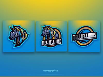 Melliflluous - Mascot Logo Design