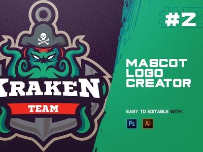 E - Sports Logo Creator #2