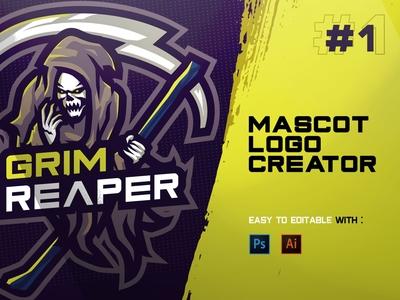 E - Sports Logo Creator #1