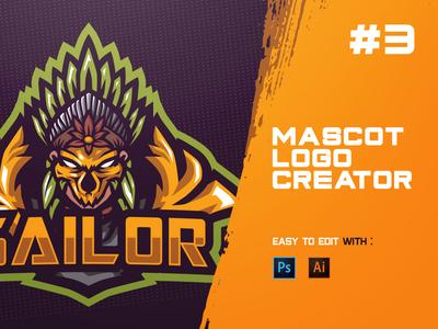 E - Sports Logo Creator #3