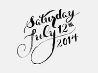 Saturday, July 12th