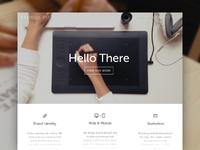 Fresh Website for Studio Pie