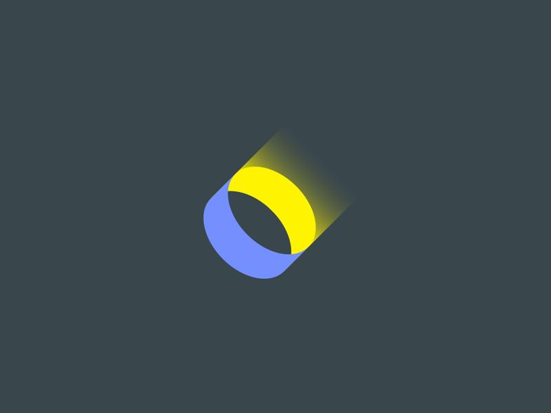 Medical Imaging light imaging medical mark logo