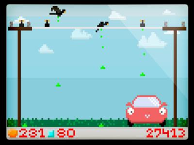 Poopie Car Game