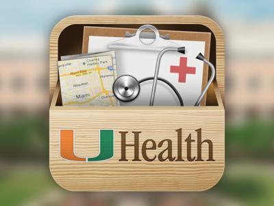 Uhealth App Logo