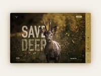 Save Deer Web Ui