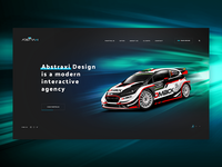 Abstraxi Design - Car Livery design