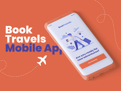 Book Travels App plane card ui user interface design inspiration travel app booking travel app