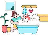 Illustration for Pash App