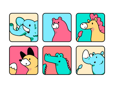 Icons of Zoo