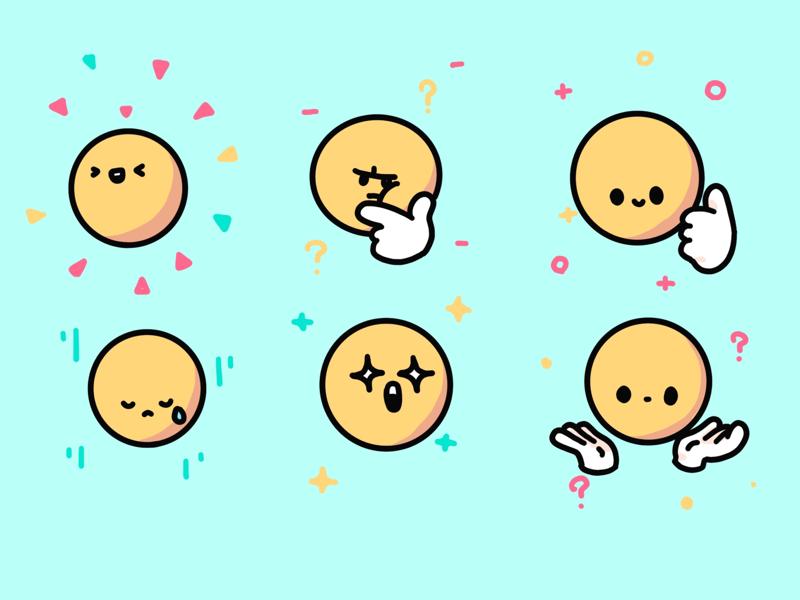 Playful Emojis