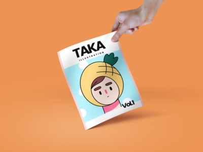 Taka Illustration