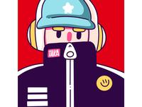 Taka Illustration