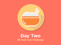 Rice - 30 days icon challenge
