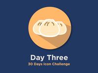 Meat bun #30days challenge