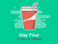 Coke - 30 days icon challenge