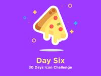 Pizza - Icon Challenge