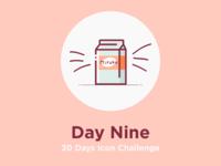 Milk - Icon challenge