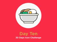 Ramen - Icon Challenge
