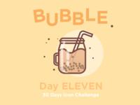 Bubble tea! - icon challenge