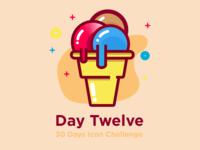 Ice cream - Icon challenge