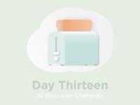Toast - Icon challenge