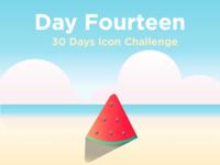 Watermelon - Icon challenge