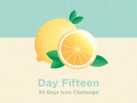 Lemon - Icon challenge