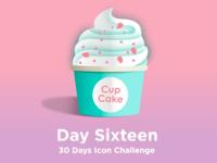Cupcake - Icon challenge